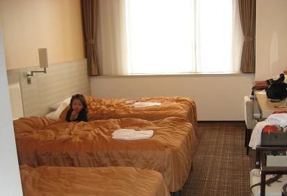 那覇市内のホテル